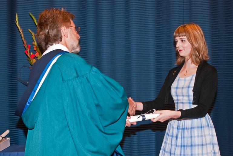 Lisa Jagemark Filosofie magisterexamen litteraturvetenskap